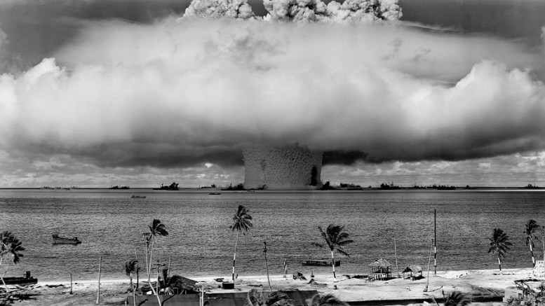 Nuclear Weapons Test