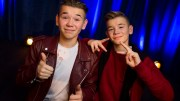 Pop artists.Marcus og Martinus Gunnarsen