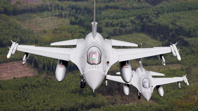 Norwegian F-16