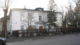 Russia's Embassy in Oslo