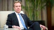 Minister of Foreign Affairs Børge Brende World Economic Forum