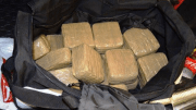 Customs Svinesund cannabis drugs drug hash