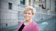 Siv Jensen, Share Tax exemptions G20 Summit tour of eastern Norway Budget bankrupt Labour cabin