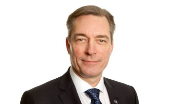 Minister for European Affairs, Frank Bakke-Jensen (Conservatives).