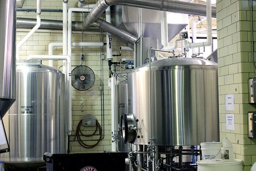 Toxic gas cloud brewery