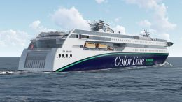 Color Line maritime nation