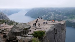 Pulpit Rock (Preikestolen)
