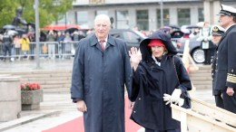 HM King Harald and HM Queen Sonja
