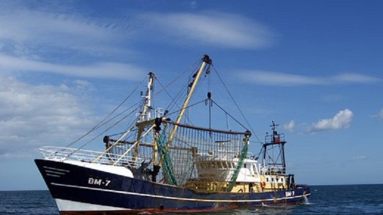 Norwegian Trawler