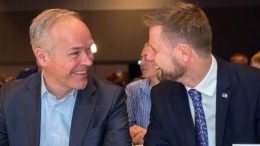 Ministers Høie and Sanner Conservatives efficiency gain