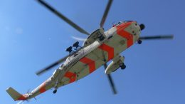 Sea King Helicopter Stavern