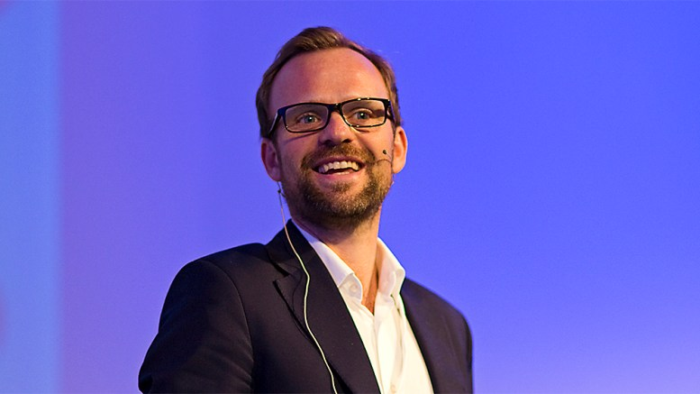 Jan Bjerved, CEO BankID. Public services