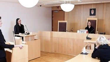 Inntrøndelag District Court. Steinkjer, Schizophrenia Murder father