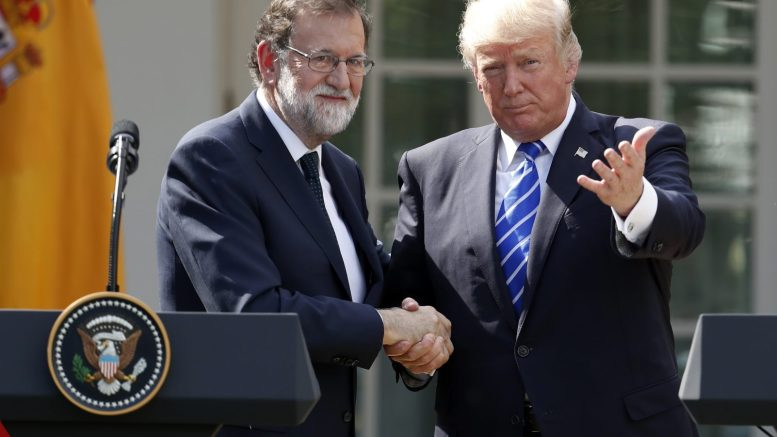Arroy Trump Catalonia