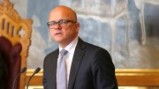Minister of Climate and Environment Vidar Helgesen foggiest