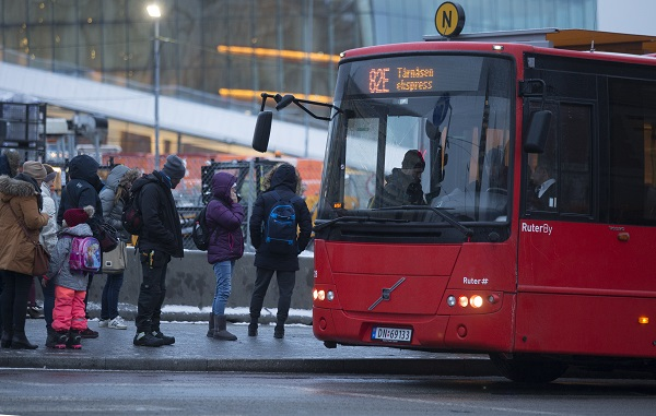 Oslo City Council want to halt increase in public transport prices