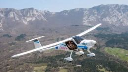 Avinor electric aircraft