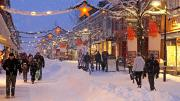 Lillehammer ,The Christmas Town
