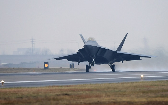 Air Force F-22