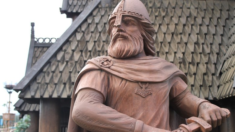 Real Norwegian Viking