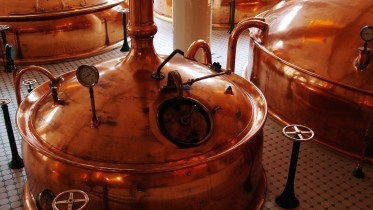 Beer brewery alcohol act