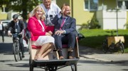 Crown Princess Mette-Marit and Crown Prince Haakon