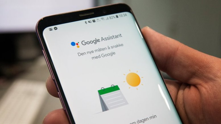 Google Assistant Electronic Sales