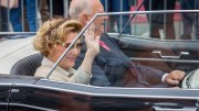 Kong Harald og dronning Sonja celebrated golden wedding anniversary