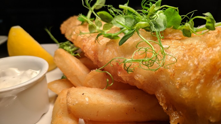 Fish and Chips fish fillet