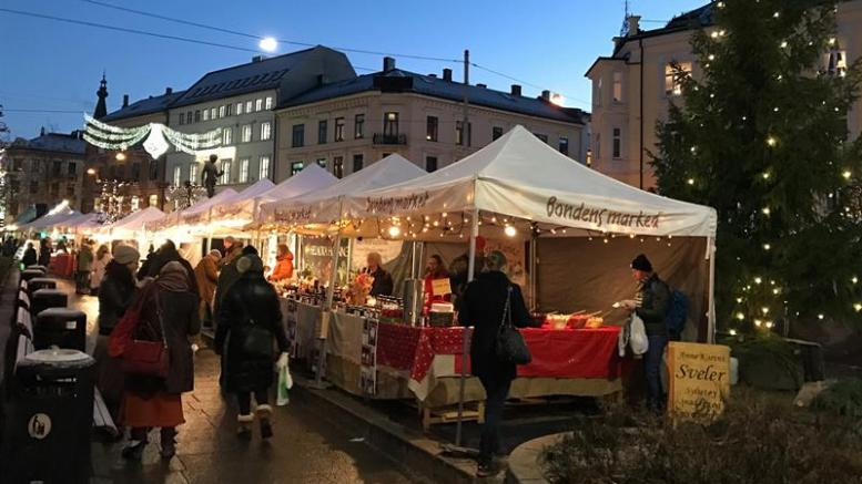 Farmers' Christmas Market