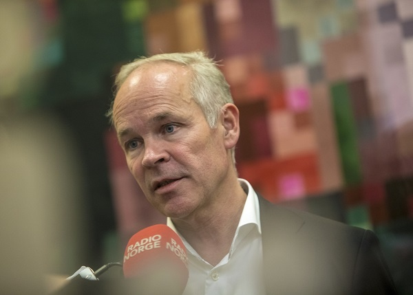 Minister of Education and Integration Jan Tore Sanner (Conservative Party)