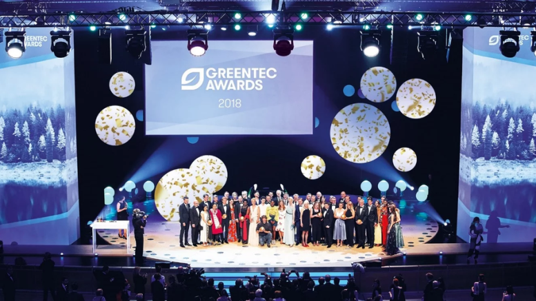GreenTech Awards Green Techology