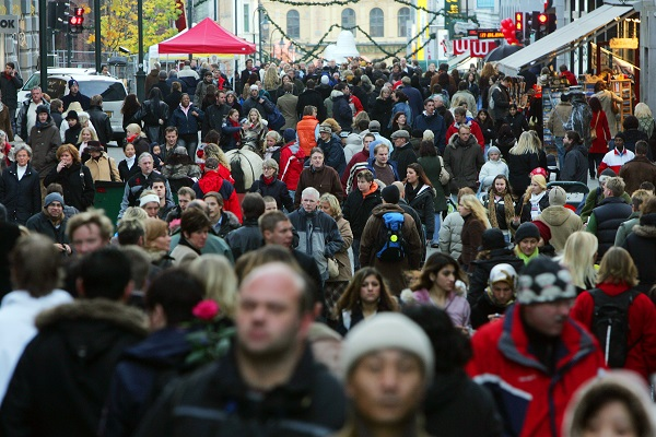Norwegian population reaches 5,328,000 inhabitants