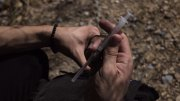 drug syringe overdose deaths