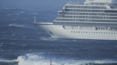 Cruise ship Viking Sky Mayday evacuated passengers cruise passengers