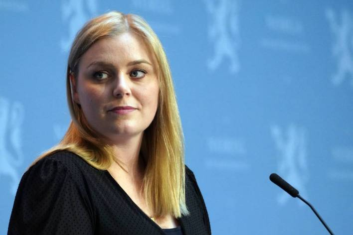 VG: Norway's Minister of Petroleum and Energy Tina Bru tested positive for corona - Norway Today