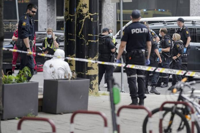 """Police comments on yesterday's murder in Oslo: """"The accused is very cooperative"""""""