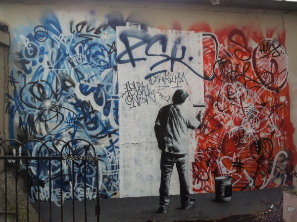Norwegian Stencils And Streetart