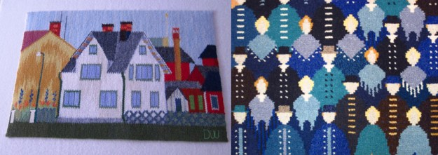 Tapestries by Doris Wicklund