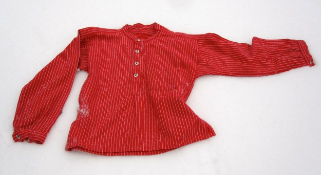 Carol Colburn Nordic Heritage shirt child size in snow copy