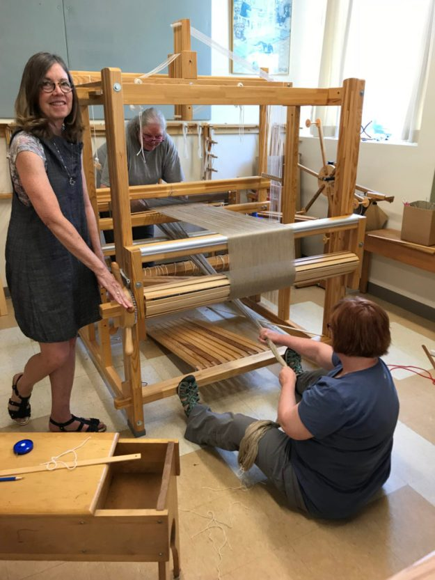 Playing at the Loom Together: The Scandinavian Weavers Study
