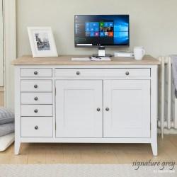 Painted Computer Desks