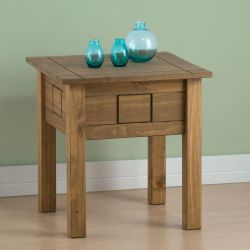 Pine Lamp Tables