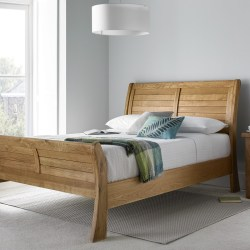 Single Wood Bed Frames