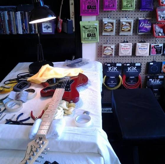 Guitar Shops in Beccles Norfolk