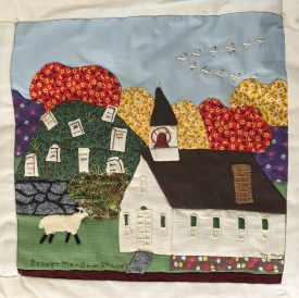 Beaver Meadow Chapel. Mary McKenna, Quilter