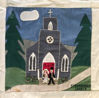 St. Barnabas Church. Marjorie Smith, Quilter