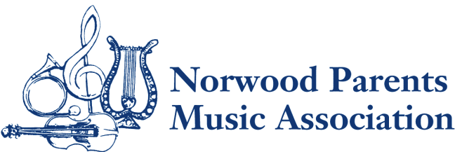 Norwood Parents Music Association Logo