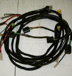 nos impala parts electrical wiring harness 1960 passenger1960 passenger generator harness wire assembly nos  [ 1000 x 948 Pixel ]