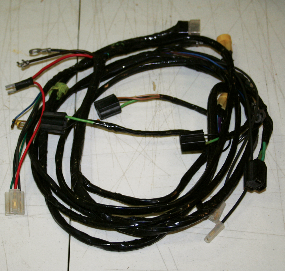 hight resolution of nos impala parts electrical wiring harness 1960 passenger1960 passenger generator harness wire assembly nos